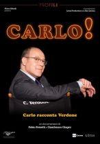 La copertina di Carlo! (dvd)