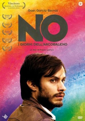 La copertina di No - I giorni dell'arcobaleno (dvd)