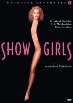 La copertina di Showgirls (dvd)