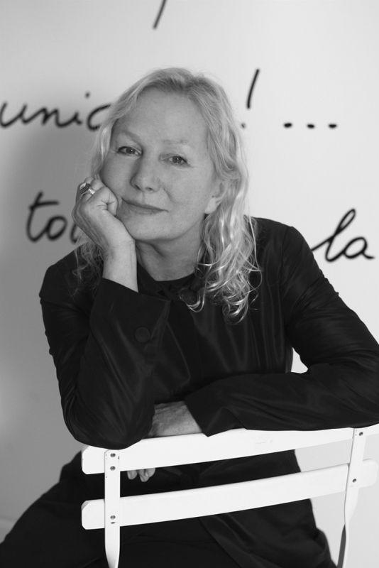 Je m'appelle Hmmm...: la regista del film Agnès Troublé (detta Agnès b.) in una foto promozionale