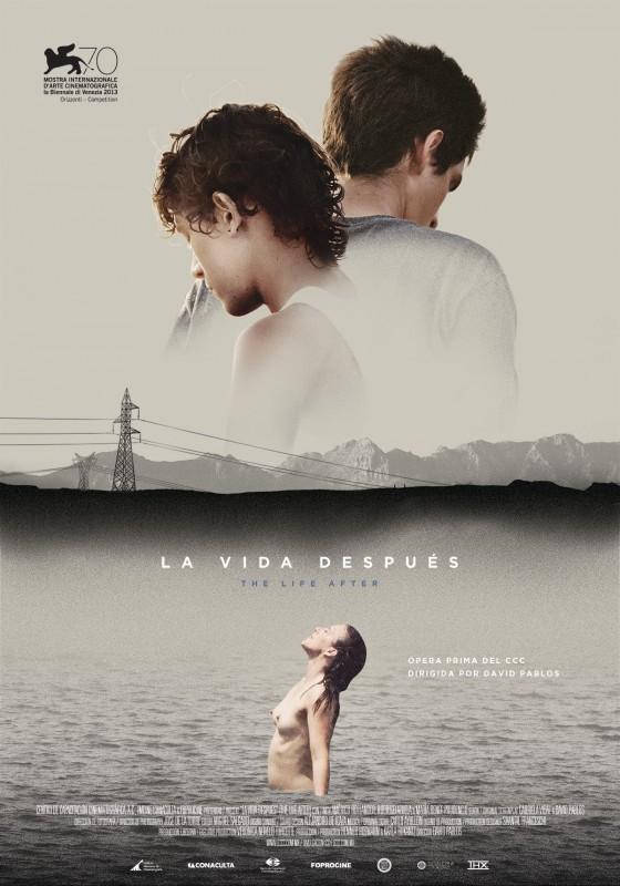 La vida después: la locandina del film