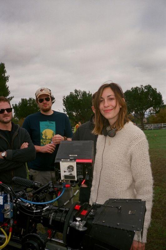 Palo Alto: la regista Gia Coppola in una foto promozionale