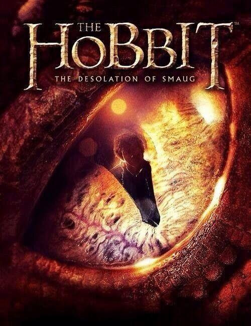 The Hobbit: la desolazione di Smaug: un teaser poster del film