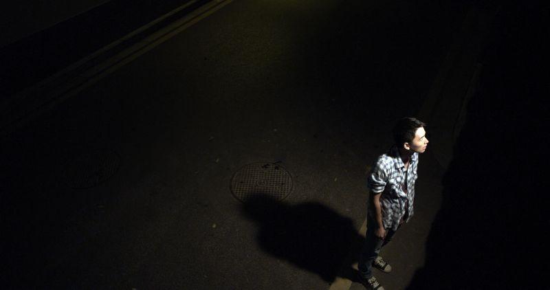 Trap Street: il protagonista Lu Yulai in una scena del film