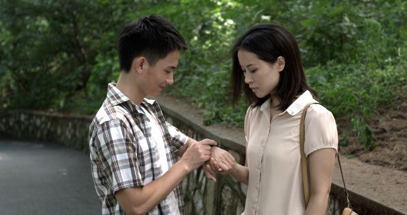 Trap Street: Lu Yulai in una scena del film con He Wenchao