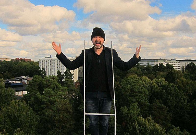 We are the best!: il regista del film Lukas Moodysson in una foto promozionale