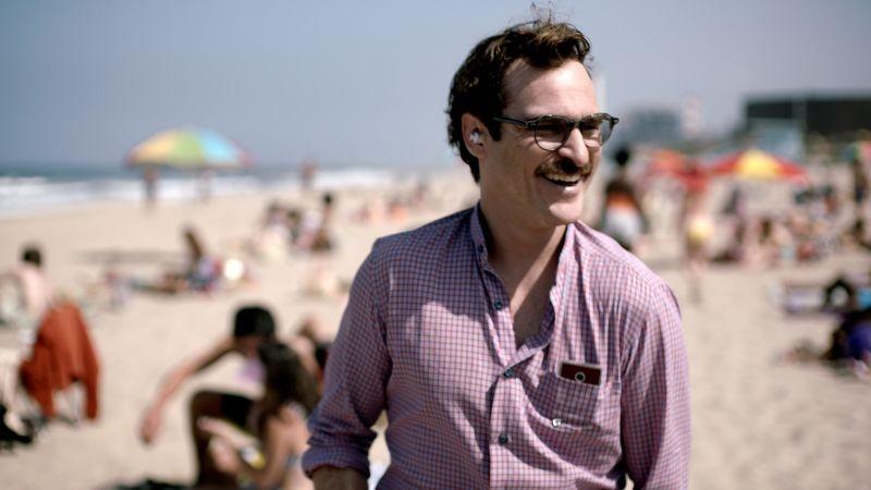 Her: la prima immagine di Joaquin Phoenix