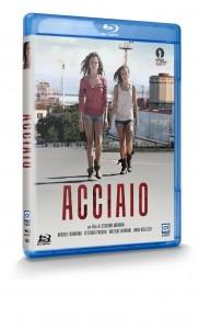 La copertina di Acciaio (blu-ray)