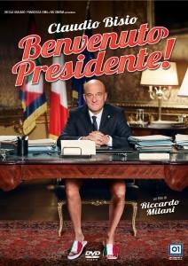 La copertina di Benvenuto Presidente! (dvd)