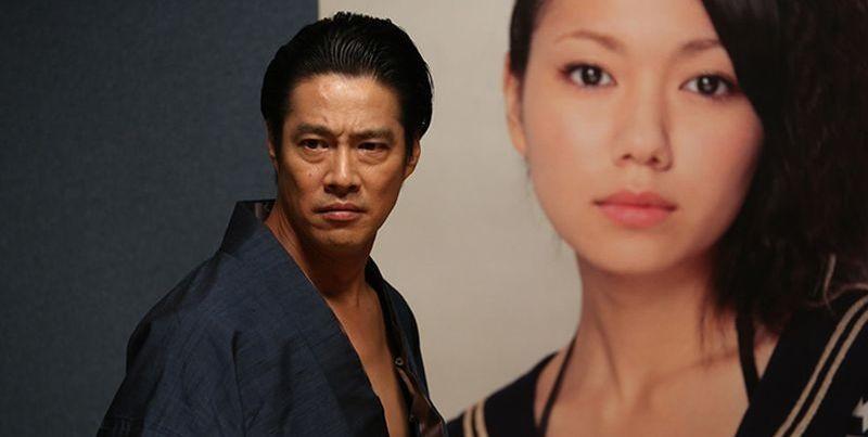 Why Don't You Play in Hell?: Shin'Ichi Tsutsumi in una scena
