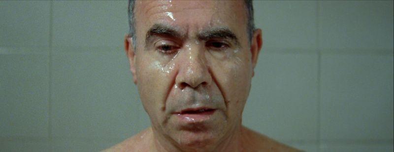 Alienation: Christos Stergioglou in una scena del film