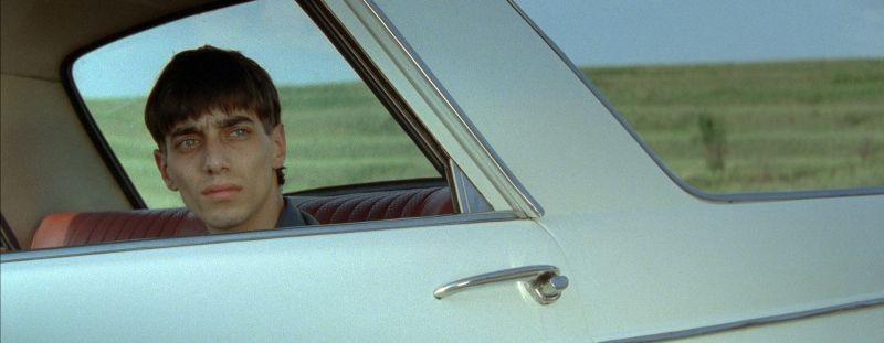 Alienation: Ovanes Torosian in una scena del film