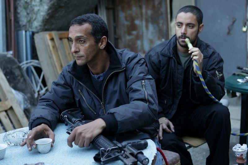 Bethlehem: Haitham Omari in una scena del film