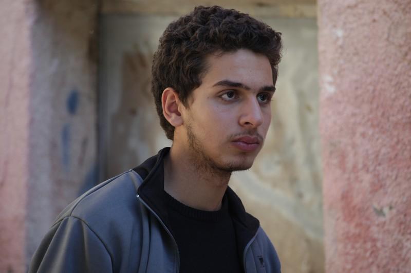 Bethlehem: Sahdi Marei in una scena