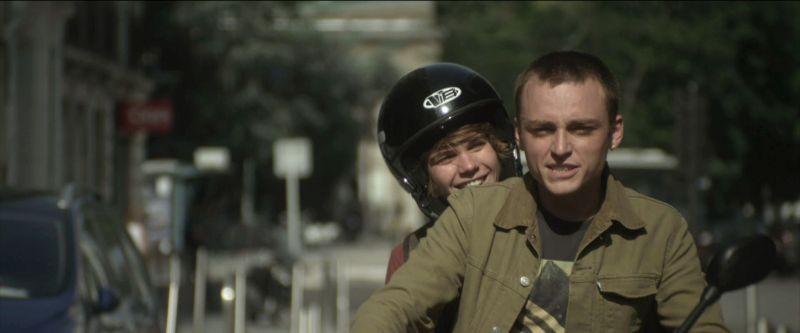 La belle vie: Jules Pelissier e Zacharie Chasseriaud in una scena del film