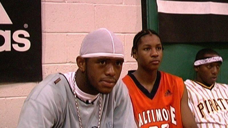 Lenny Cooke: il giocatore di pallacanestro Lenny Cooke in un'immagine del documentario