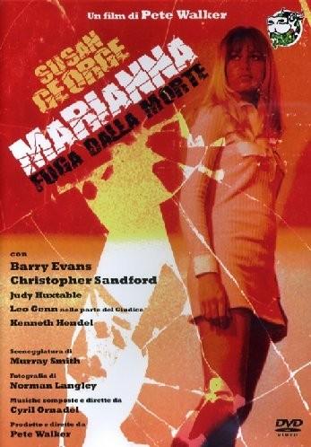 Marianna, fuga dalla morte: la locandina del film