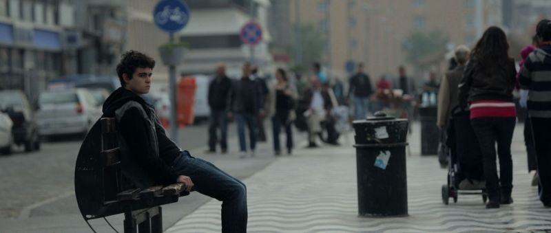 Nobody's Home: Savas Alp Basar in una scena del film