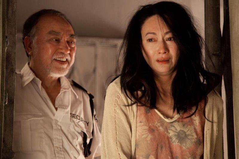 Rigor Mortis: Lo Hoi-pang e Kara Wai in una scena