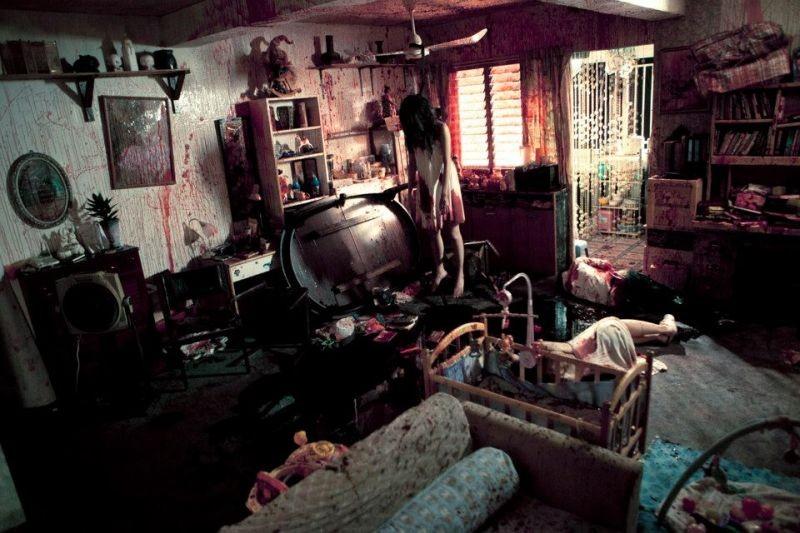Rigor Mortis: una sanguinosa scena del film