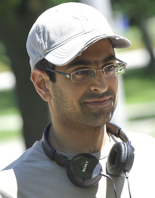 Siddhart: il regista Richie Mehta in una foto promozionale