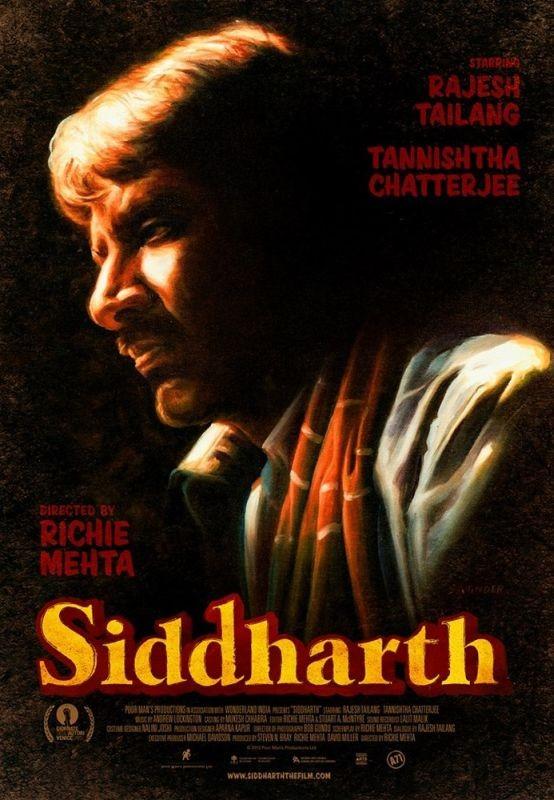 Siddhart: la locandina