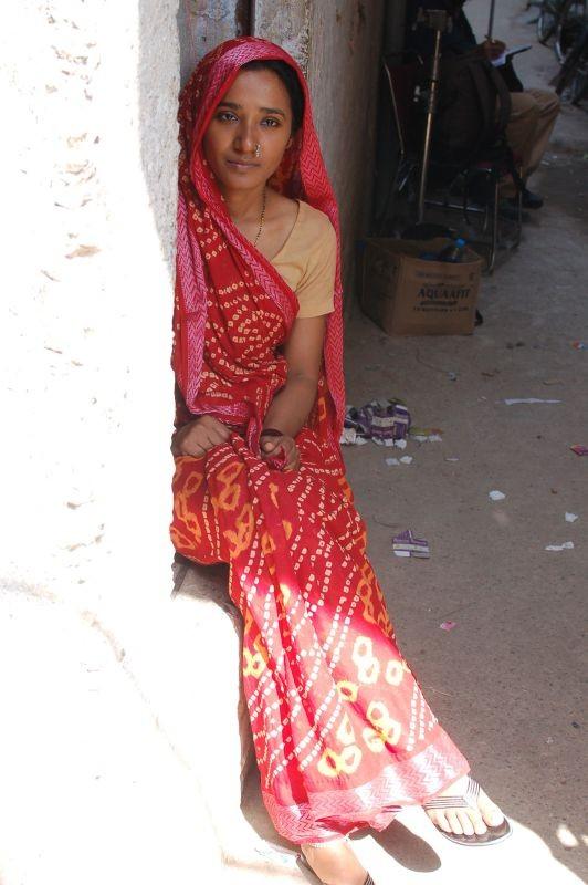 Siddhart: Tannishtha Chatterjee in una scena del film