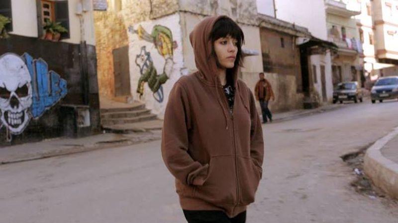 Traitors: Chaimae Ben Acha in un'immagine del film