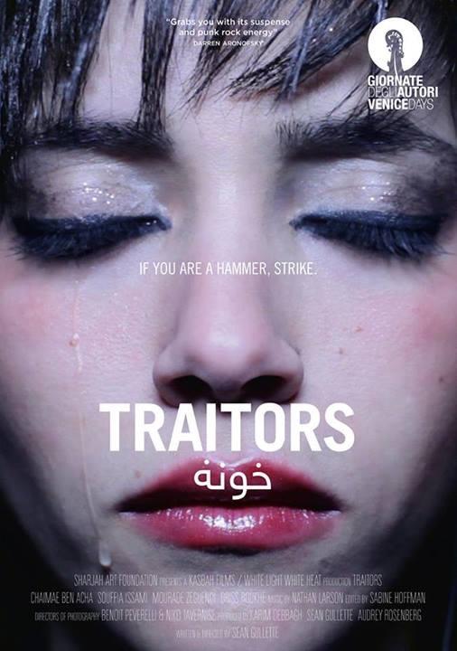 Traitors: la locandina