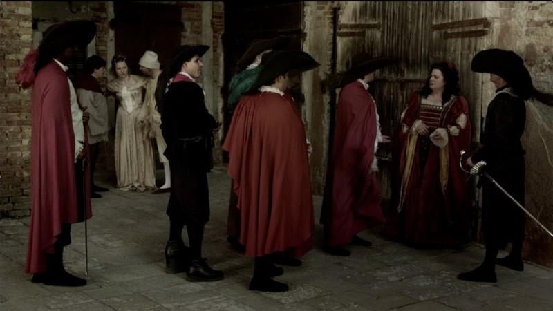 Venezia Salva: una scena del film che narra del tentato sacco di Venezia nel 1618 da parte della Spagna