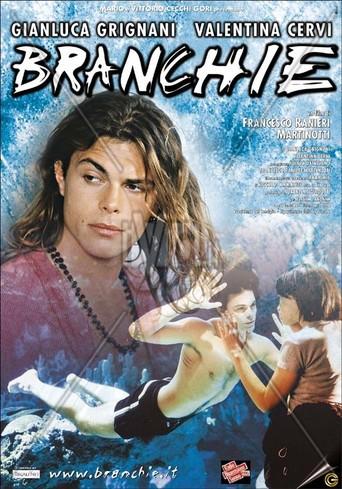 Branchie: la locandina del film