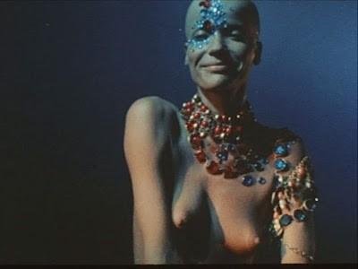 Donyale Luna è una Salomè nuda nel film di Carmelo Bene