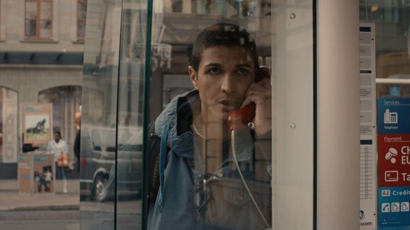 L'Armée du Salut: Karim Ait M'hand in una scena