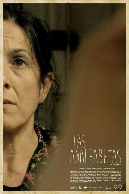 Las analfabetas: la locandina del film