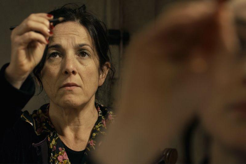 Las analfabetas: Paulina Garcia in una scena