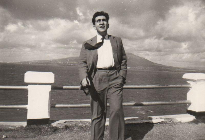 Lino Miccichè, mio padre. Una visione del mondo: Lino Miccichè in una scena del documentario a lui dedicato dal figlio Francesco