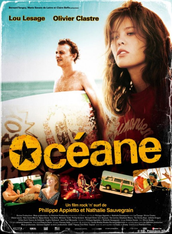 Océane: la locandina del film