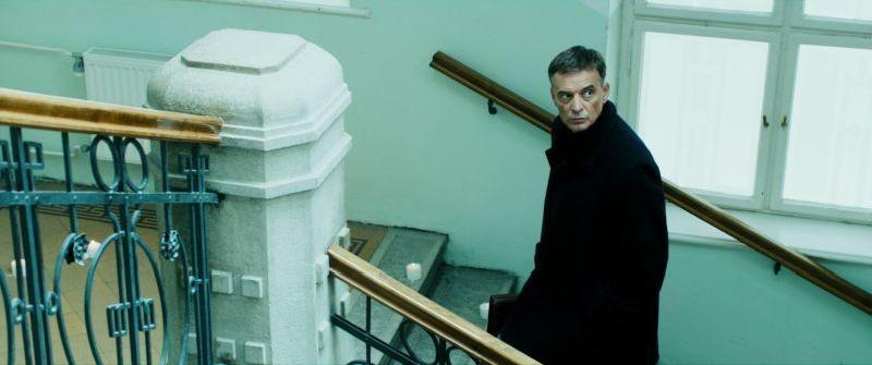 Razredni sovražnik: Igor Samobor in una scena del film