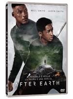 La copertina di After Earth (dvd)