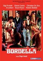 La copertina di Bordella (dvd)