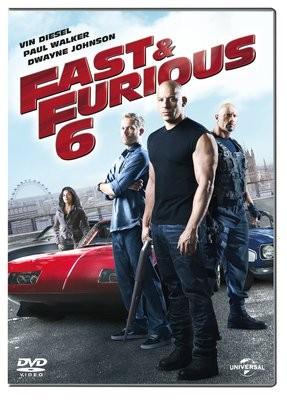 La copertina di Fast and Furious 6 (dvd)