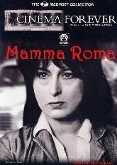 La copertina di Mamma Roma (dvd)