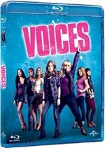 La copertina di Voices (blu-ray)