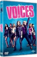 La copertina di Voices (dvd)