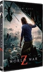 La copertina di World War Z (dvd)