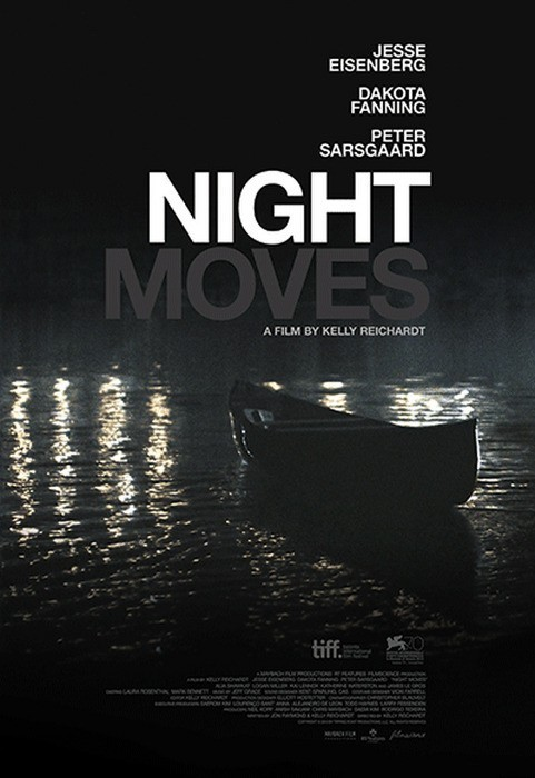 Night Moves: la locandina del film