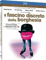 La copertina di Il fascino discreto della borghesia (blu-ray)