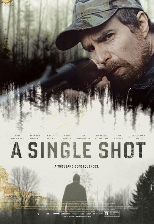 A Single Shot: nuovo poster USA