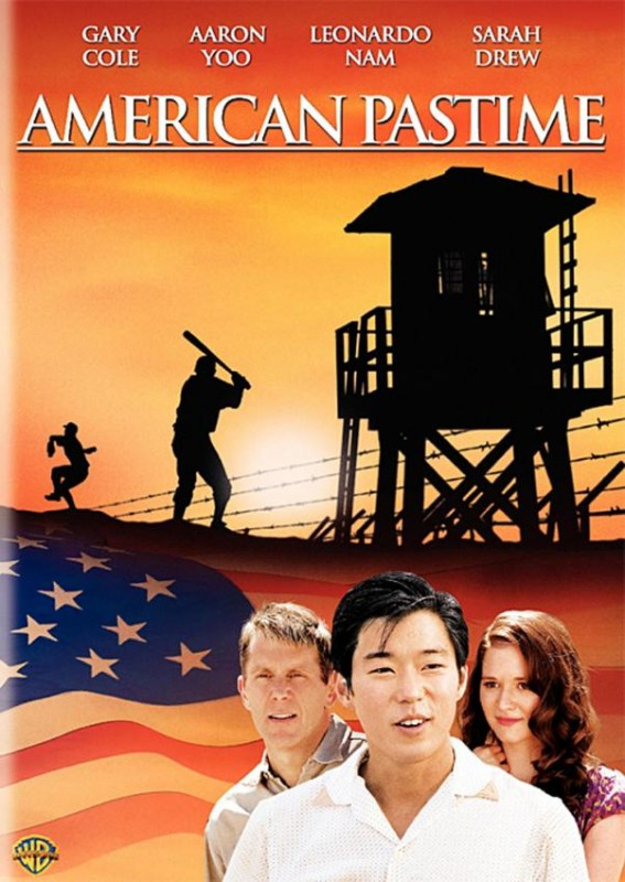 American Pastime: la locandina del film