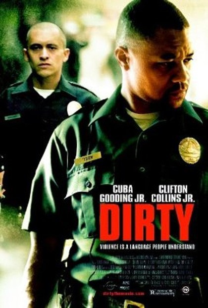 Dirty - Affari sporchi: la locandina del film